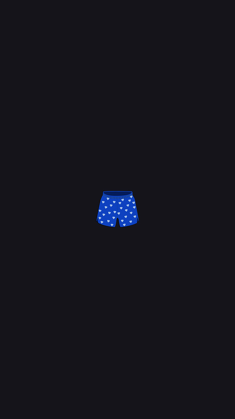 Papers.co-iPhone5-iphone6-plus-wallpaper-an18-pants-minimal-blue-dark-illust-art