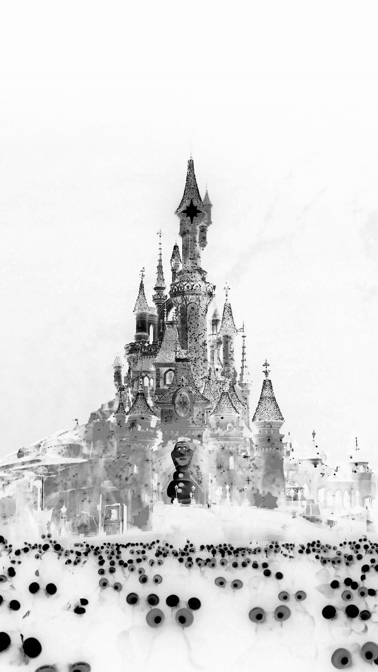 Iphone7paperscom Iphone7 Wallpaper An35 Disney Art Let