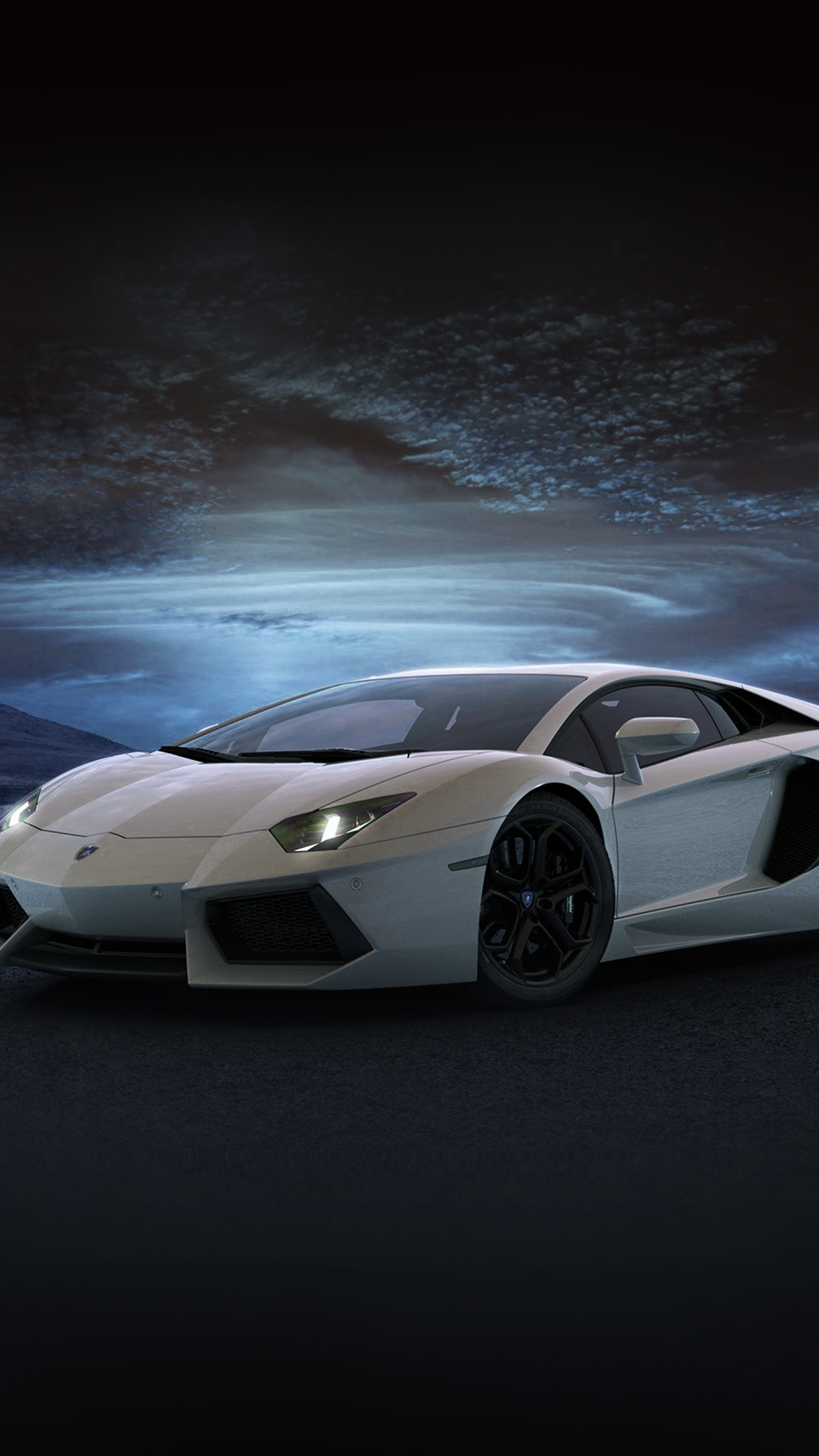 Iphonepapers Com Iphone 8 Wallpaper An42 Lamborghini Car Exotic