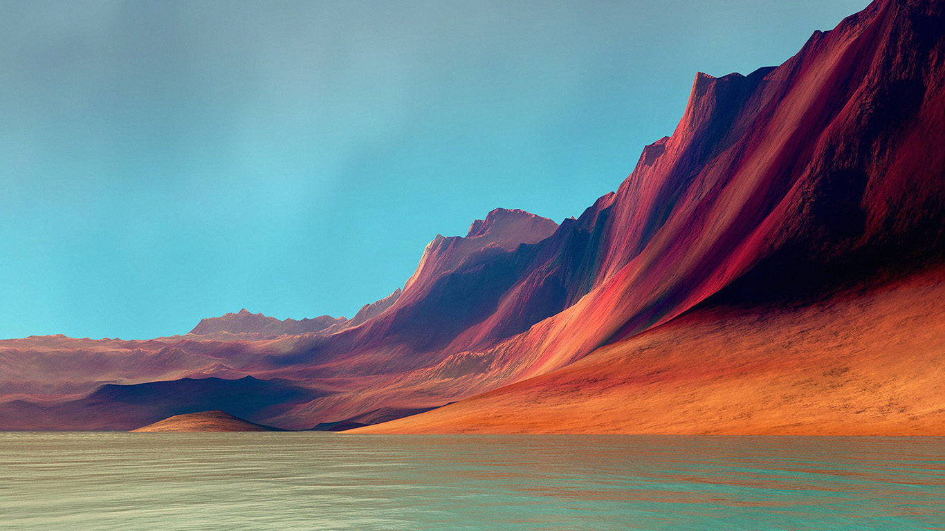 desktop-wallpaper-laptop-mac-macbook-airan48-lg-g-flex-art-mountain-digital-red-abstract-wallpaper