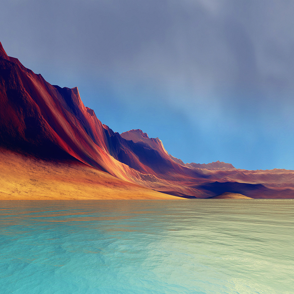 wallpaper-an49-lg-g-flex-art-mountain-digital-blue-abstract-wallpaper