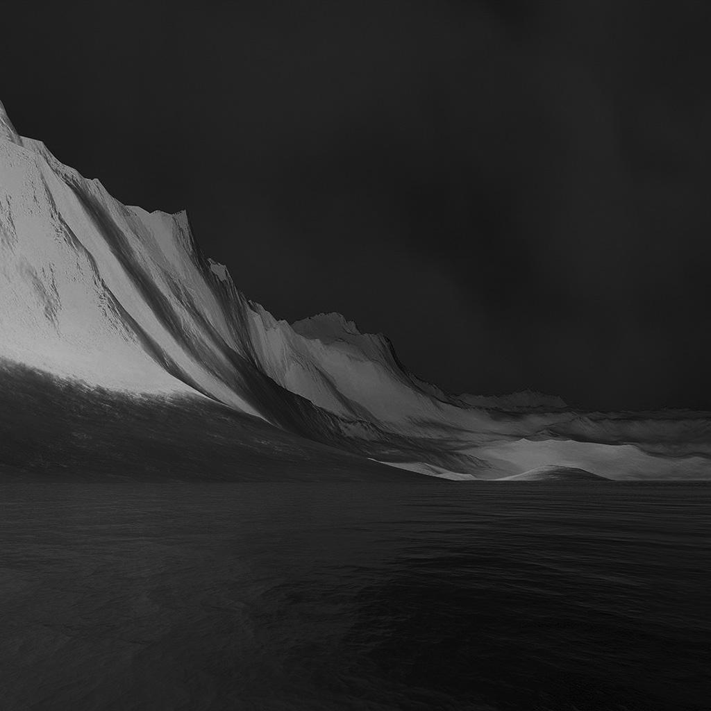 android-wallpaper-an51-lg-g-flex-art-mountain-digital-bw-dark-black-abstract-wallpaper