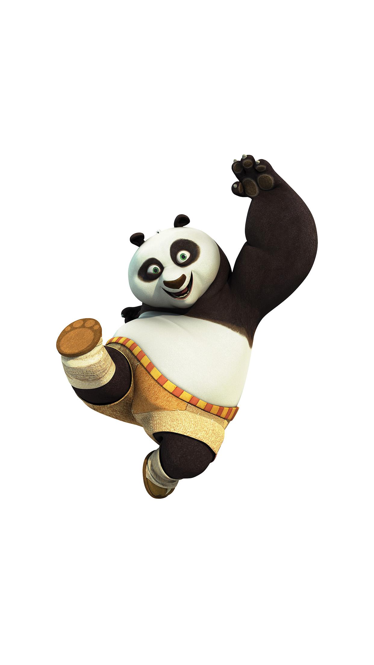 Iphone7paperscom Iphone7 Wallpaper An53 Kungfu Panda Animal