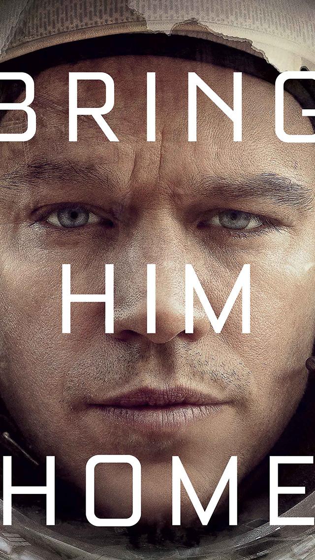 Freeios8 An54 Bring Him Home Martian Film Matt Damon