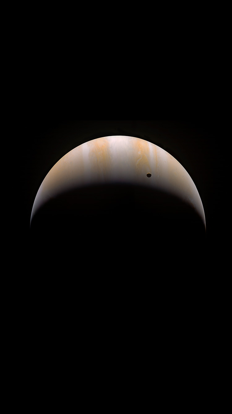 iPhonepapers.com-Apple-iPhone8-wallpaper-an63-quiet-planet-apple-dark-space-orange