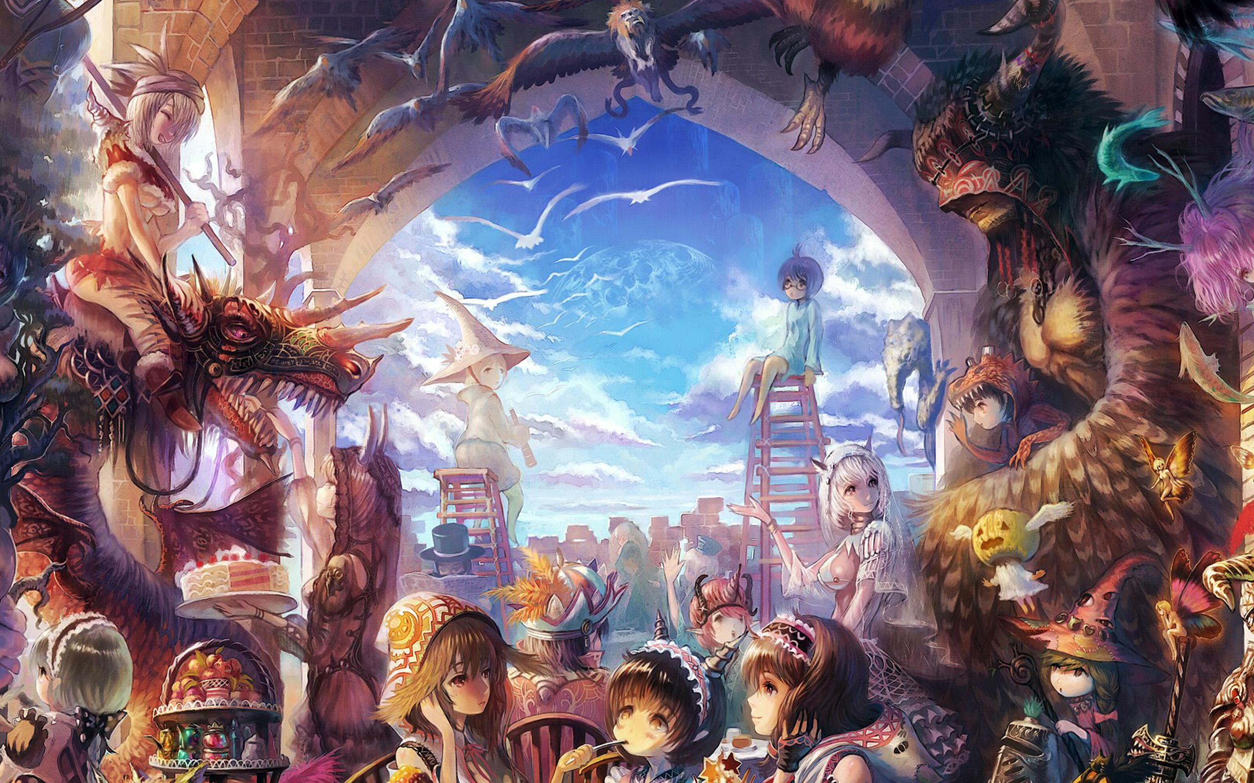 Macbook pro 13 - Portrait anime wallpaper ...