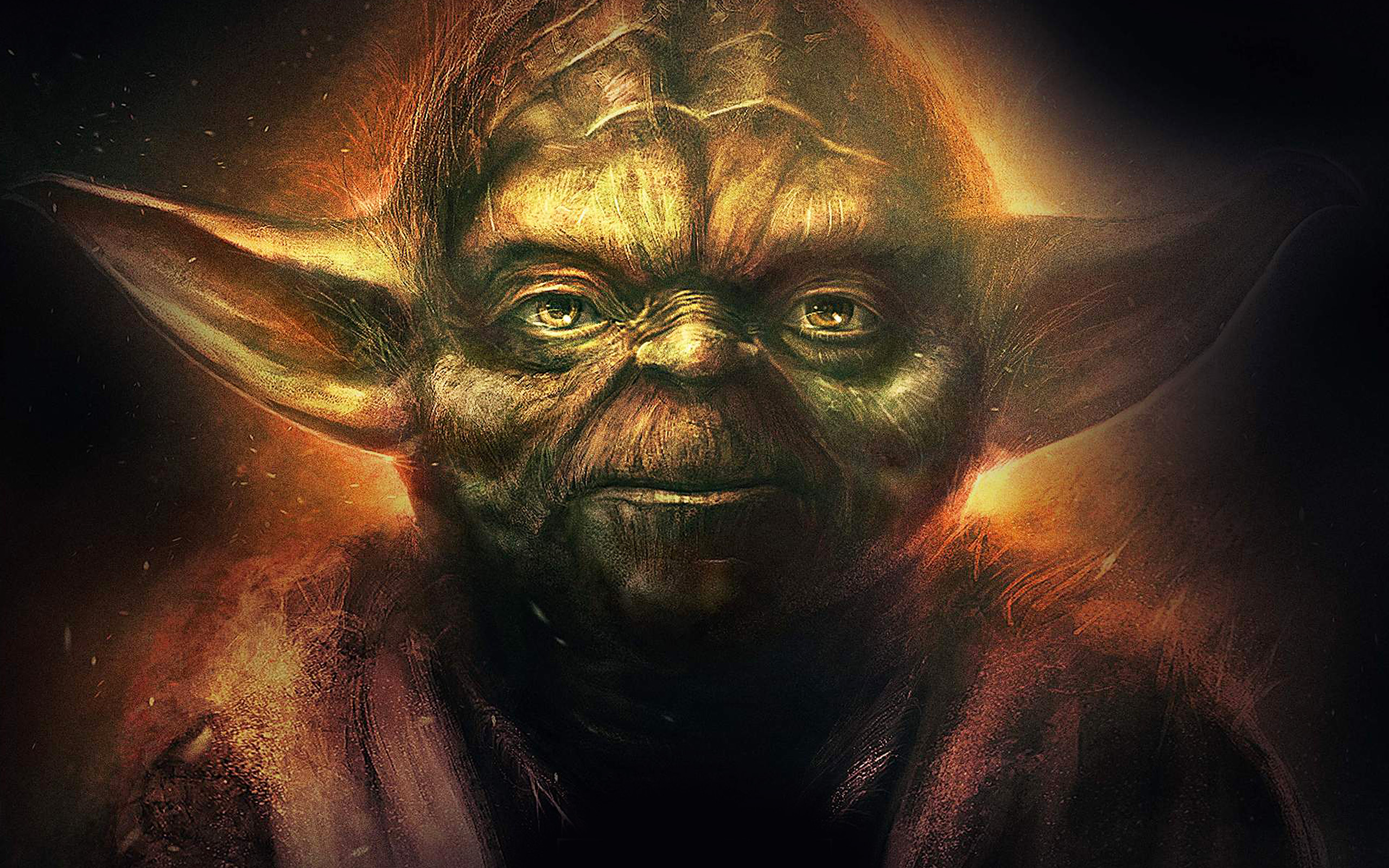 an79-yoda-starwars-art-dark-illlust-film-poster - Papers.co