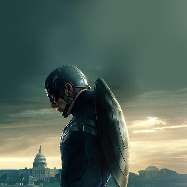 Wallpaper Iphone Superhero: An84-captain-america-sad-hero-film-marvel