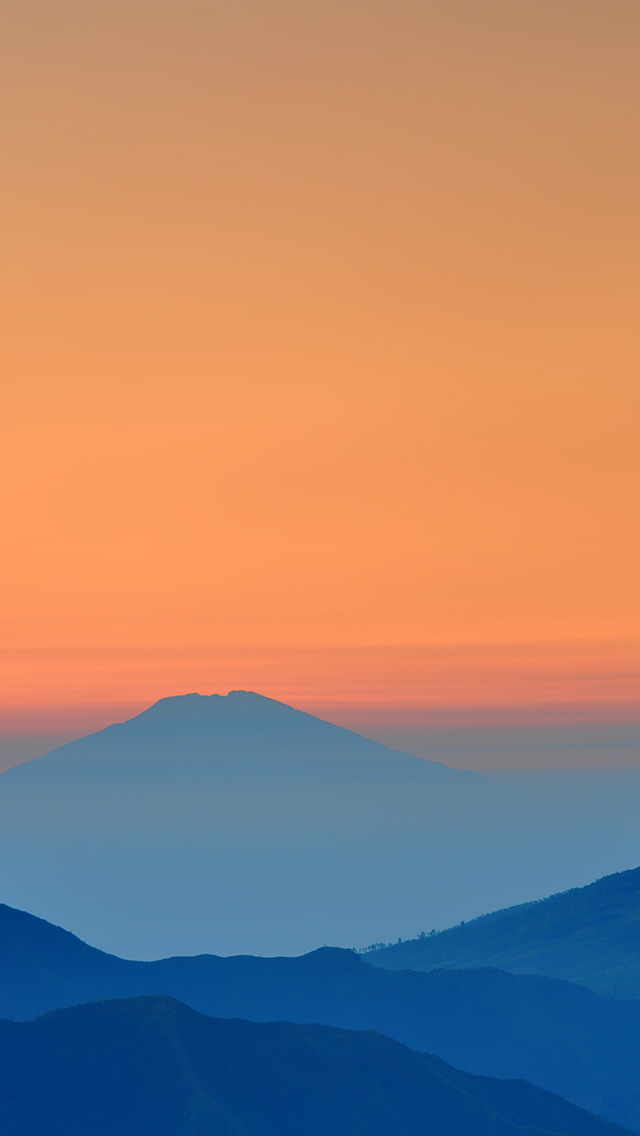 freeios8.com-iphone-4-5-6-plus-ipad-ios8-an90-landscape-sunrise-mountain-nature-red-blue