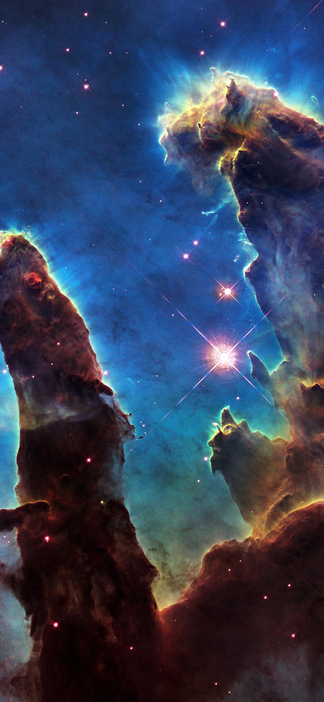 ao09-space-galaxy-star-far-night-science-nature-blue-wallpaper