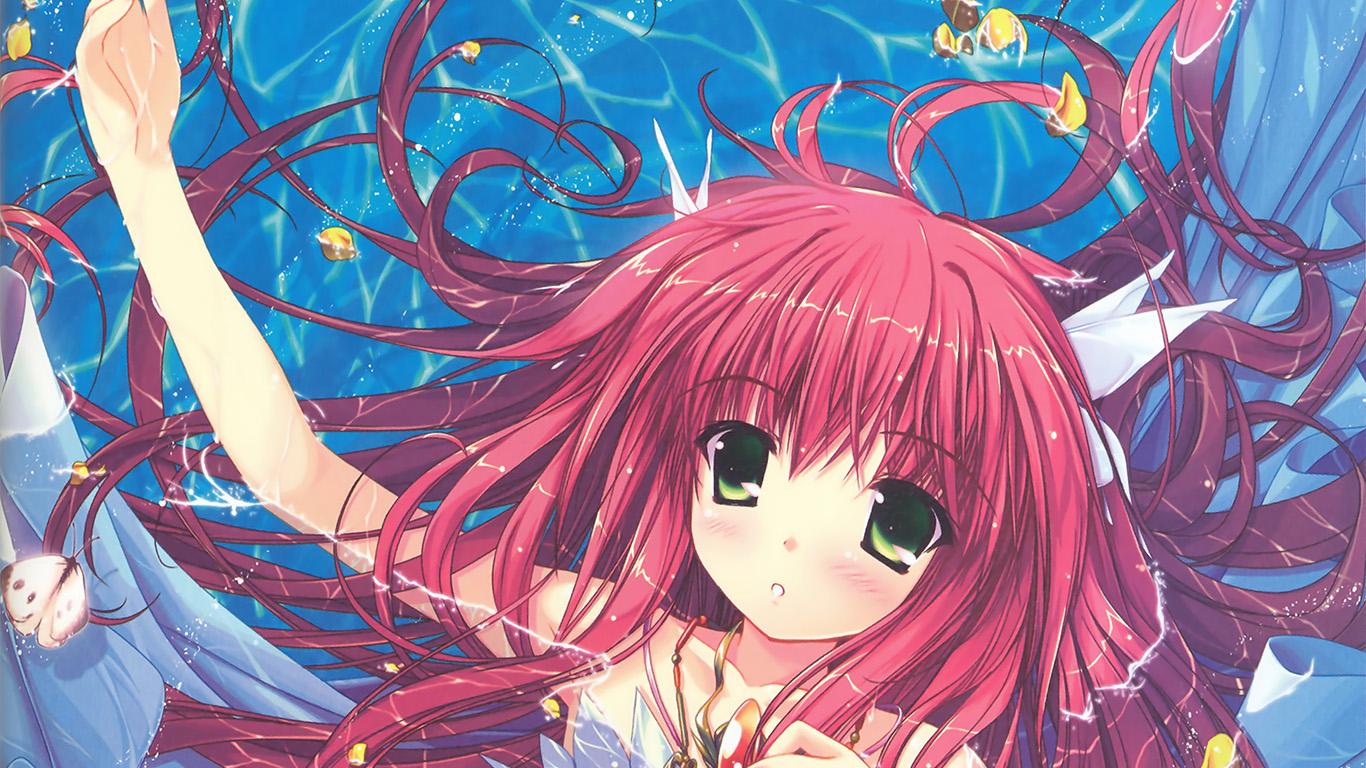 desktop-wallpaper-laptop-mac-macbook-air-ao17-water-anime-swimming-girl-art-wallpaper