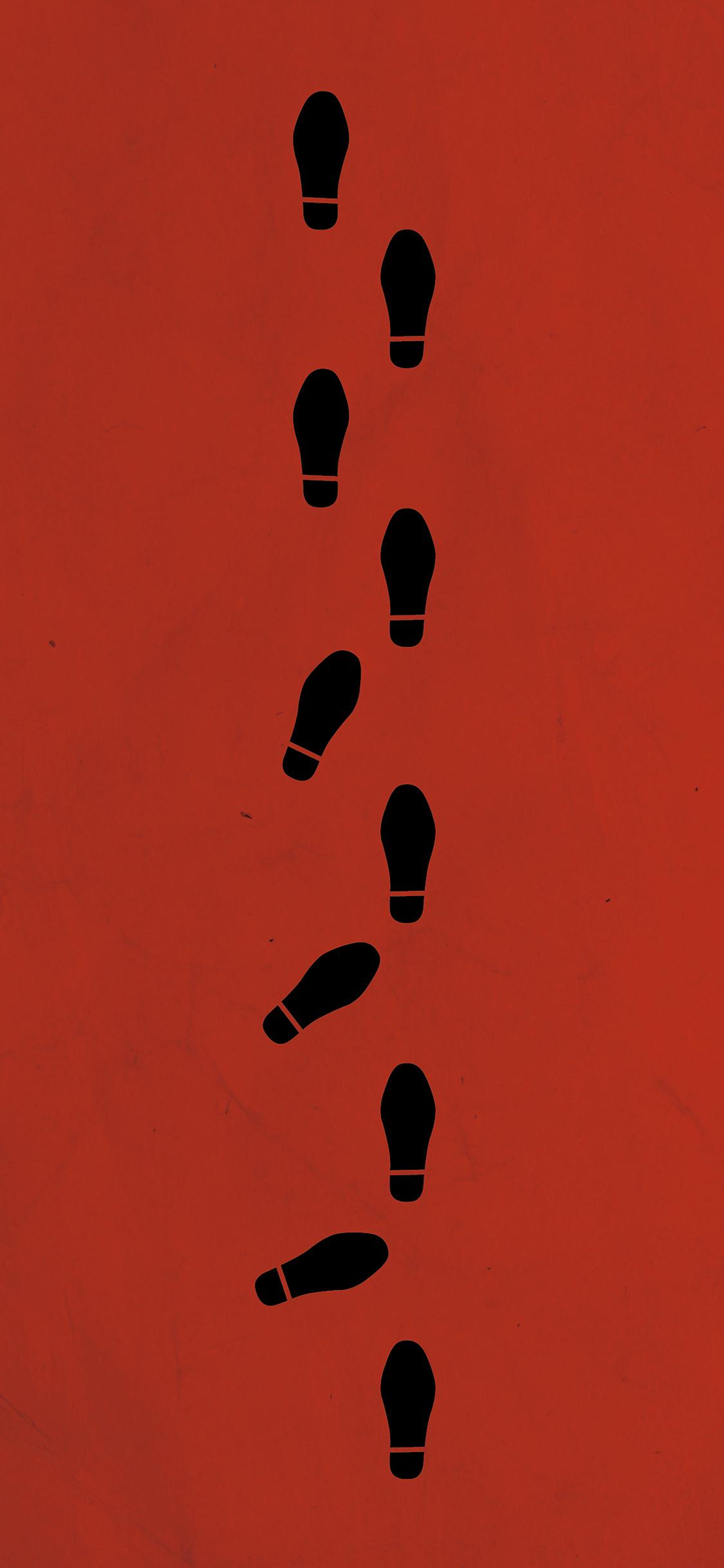 Ao25 minimal usual suspects film poster art illust for Minimal art essay