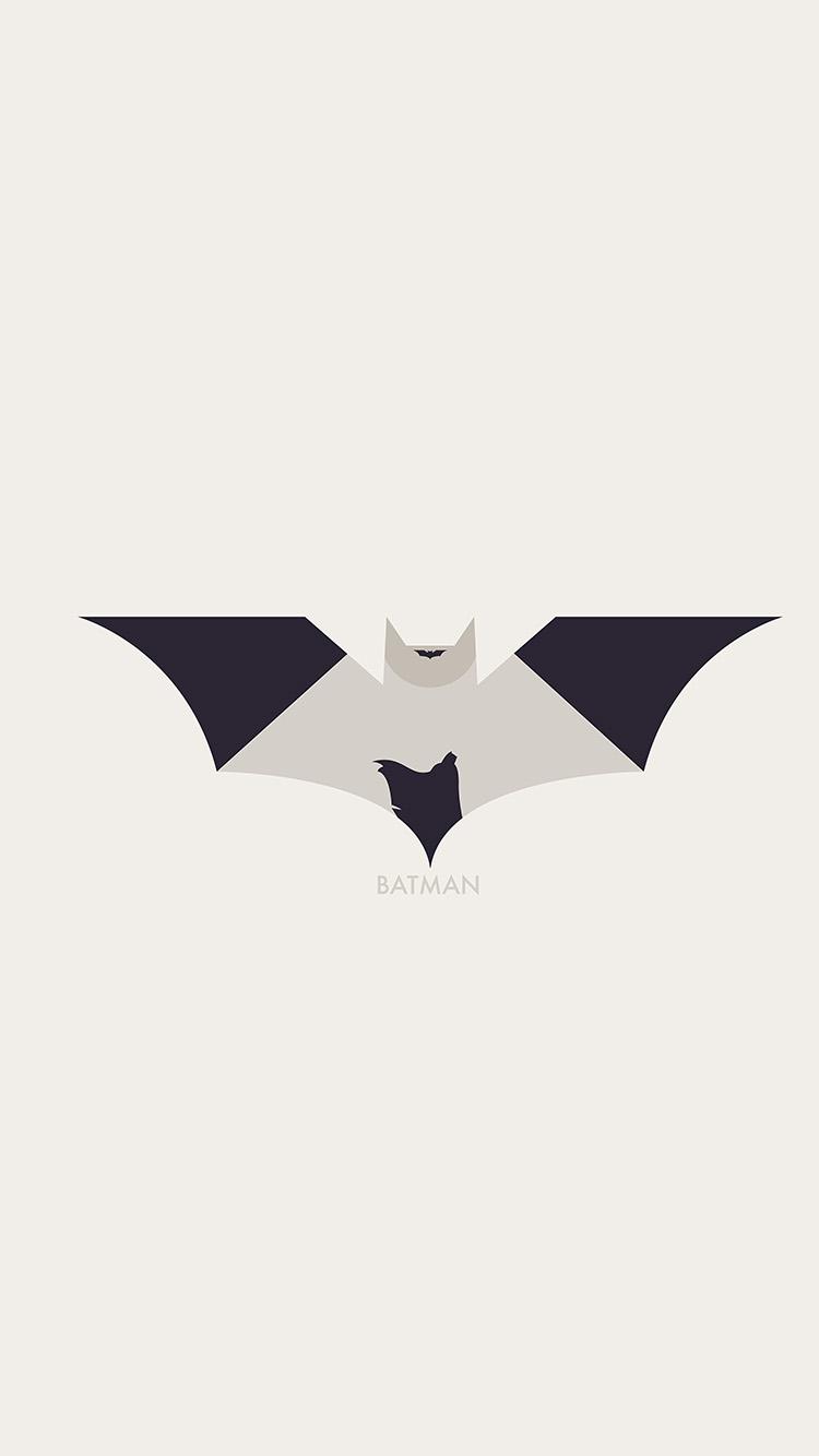 Papers.co-iPhone5-iphone6-plus-wallpaper-ao27-hugoli-art-batman-minimal-logo-illust