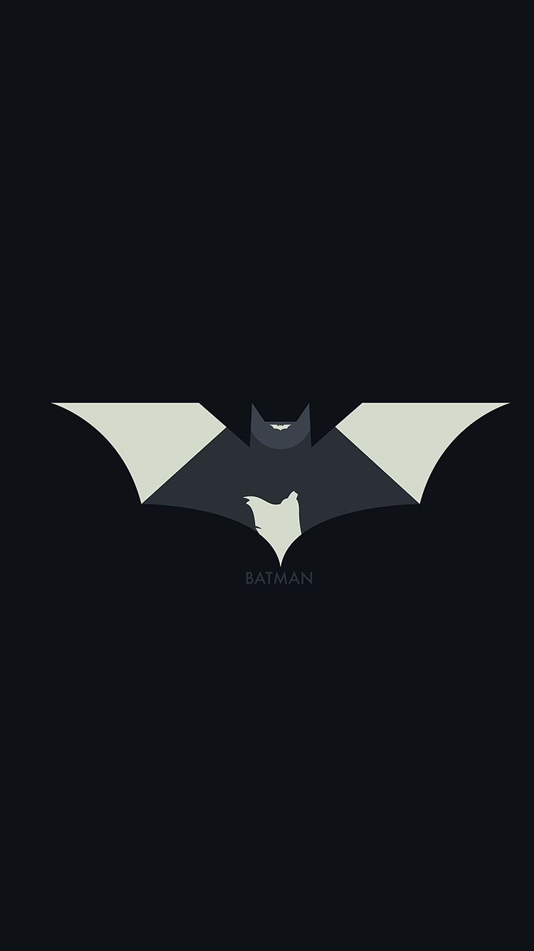 Papers.co-iPhone5-iphone6-plus-wallpaper-ao28-hugoli-art-batman-minimal-logo-illust-dark