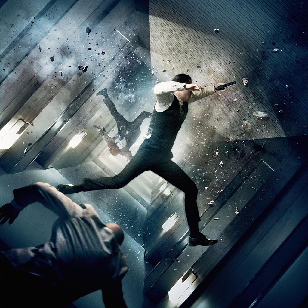 Inception Wallpaper: Ao33-inception-poster-art-filme-dicaprio