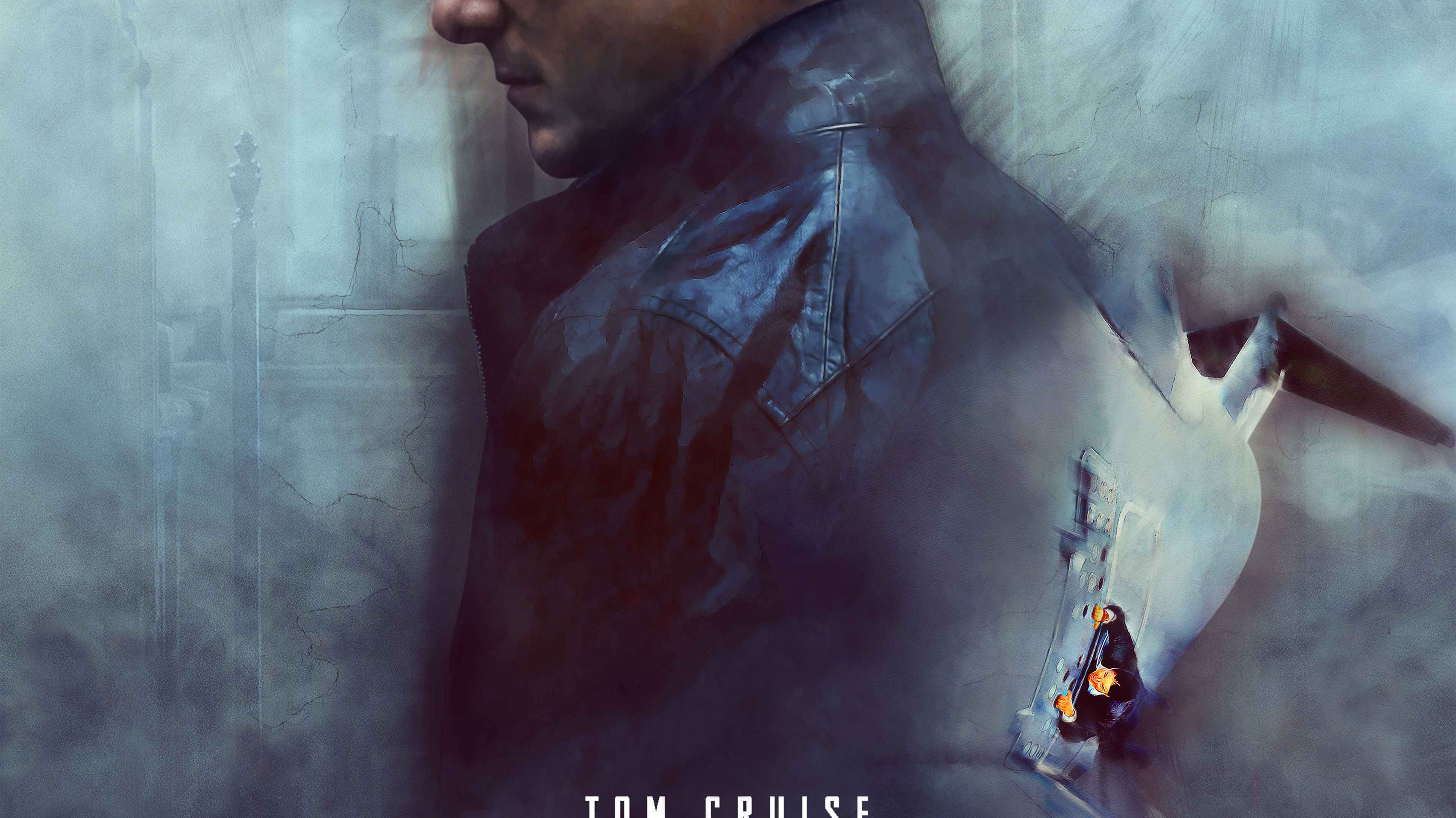 tom cruise essay Directed by cameron crowe with tom cruise, cuba gooding jr, renée zellweger, kelly preston when a sports agent has a moral epiphany and is fired for expressing it, he decides to put his.