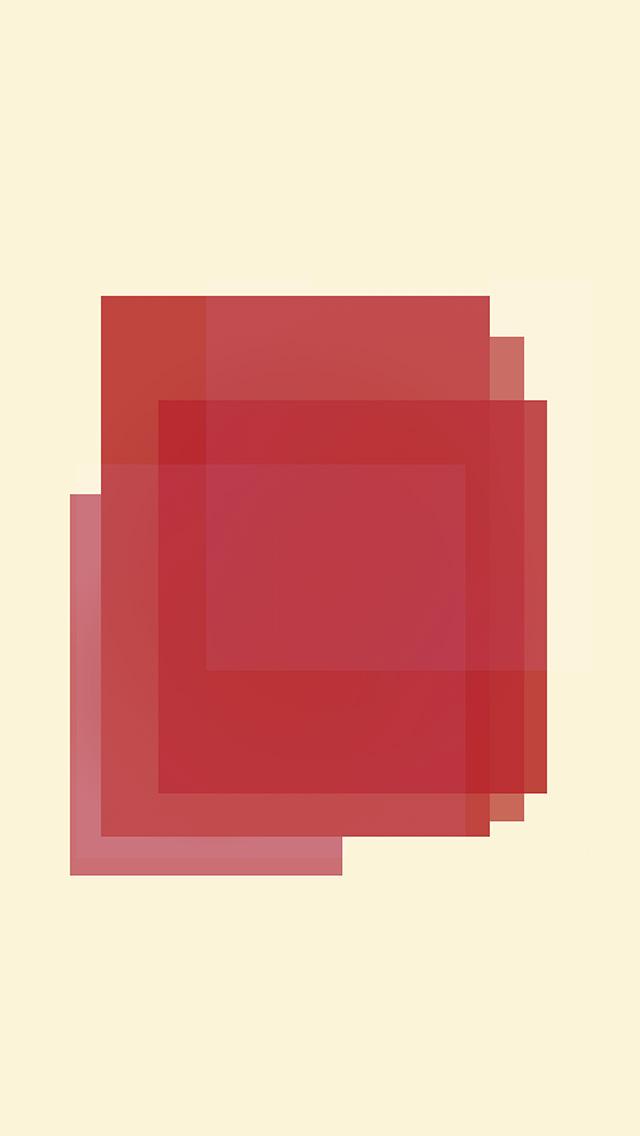 Freeios7 ao39 poster red blocks art minimal simple for Art minimal livre