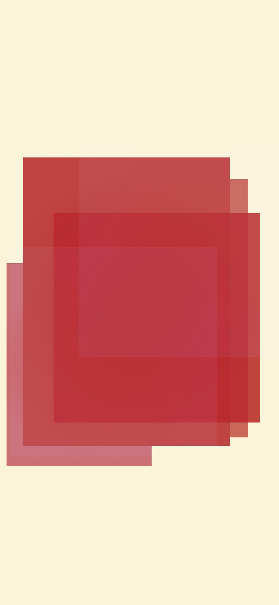 iPhoneXpapers.com-Apple-iPhone-wallpaper-ao39-poster-red-blocks-art-minimal-simple