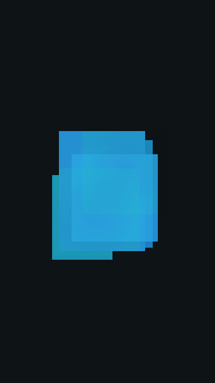 Papers.co-iPhone5-iphone6-plus-wallpaper-ao42-poster-blue-blocks-art-minimal-simple-dark