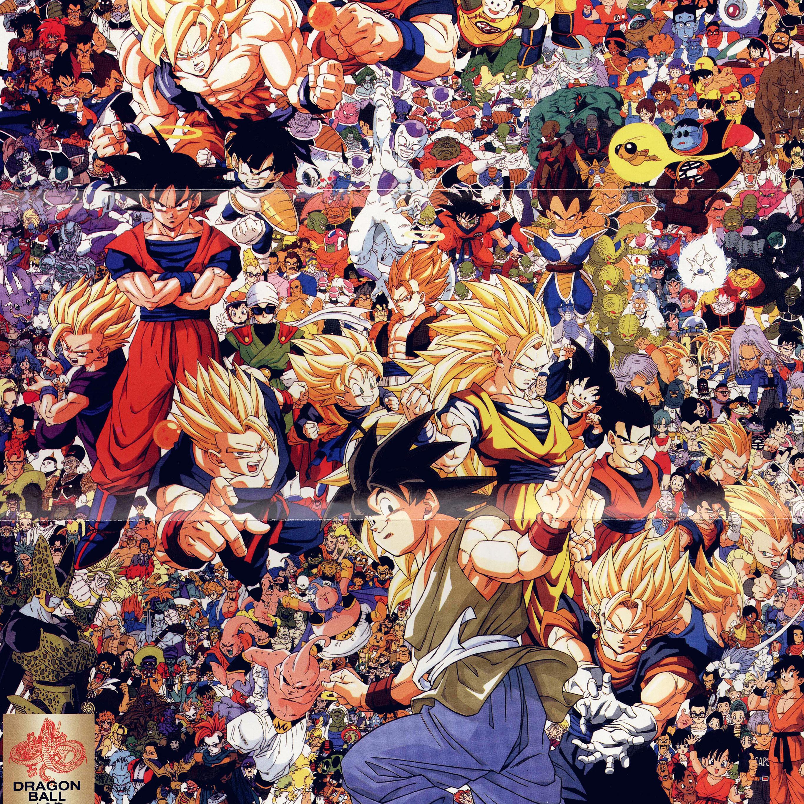 Ao47 Dragonball Full Art Illust Game Anime Papers Co