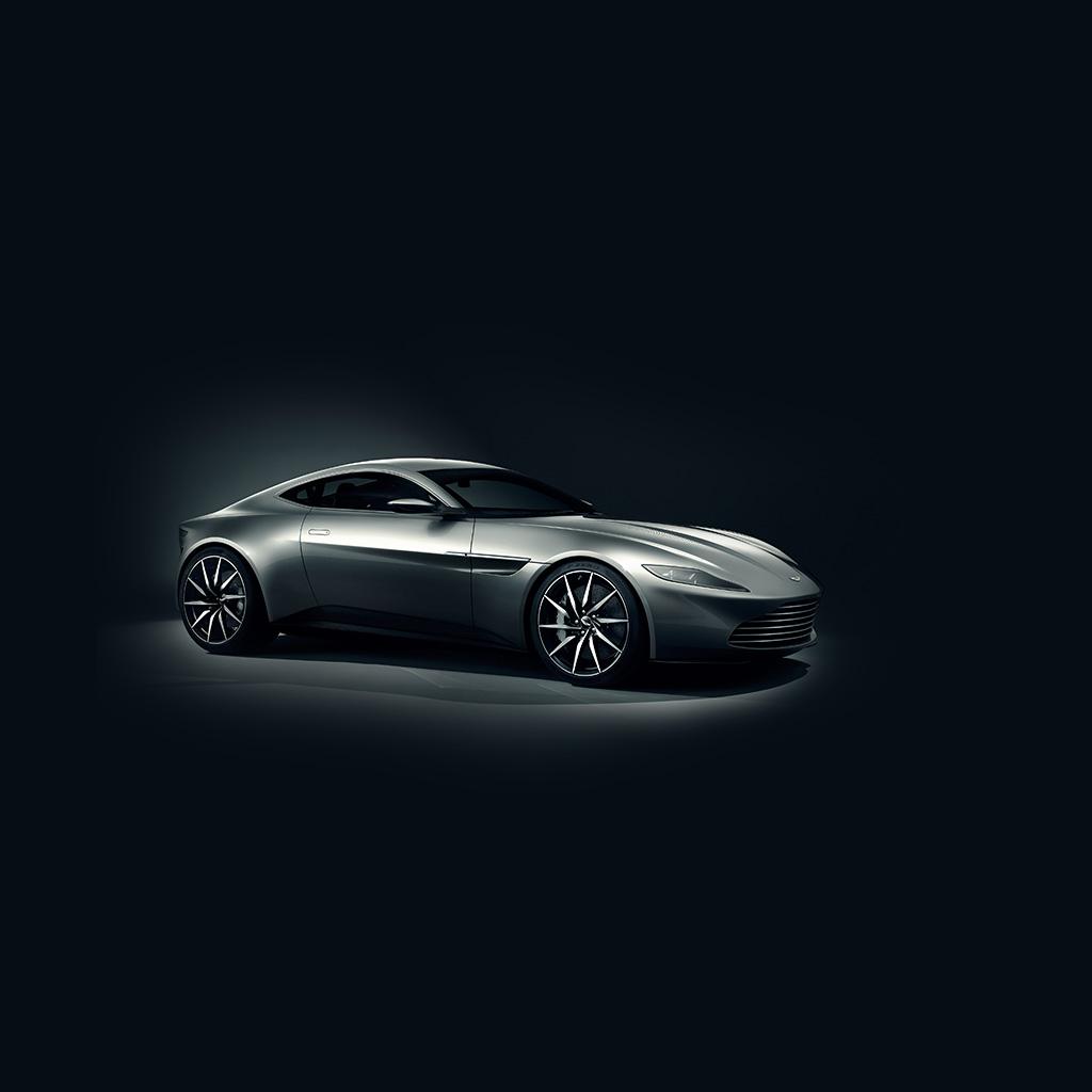 Aston Martin Car Wallpaper: Ao57-aston-martin-db10-sports-car-exotic-dark
