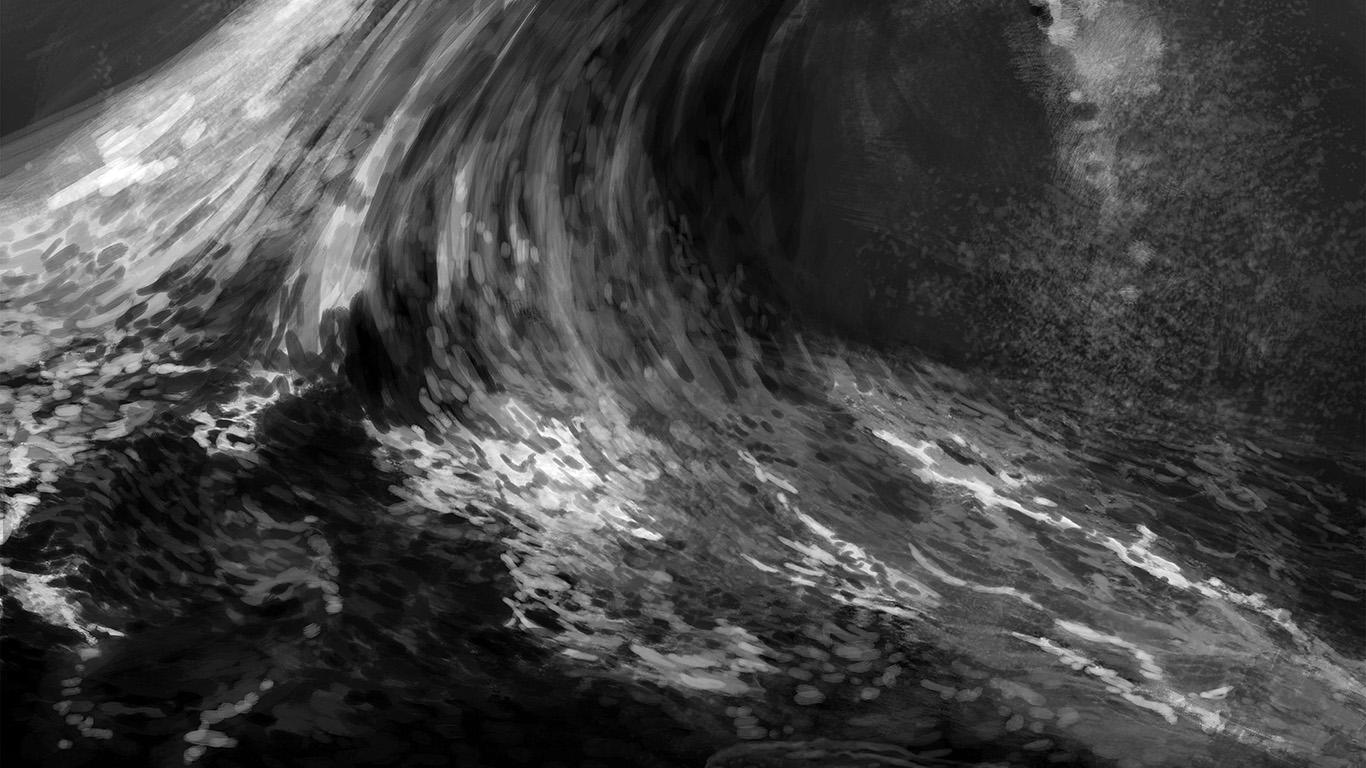 desktop-wallpaper-laptop-mac-macbook-air-ao61-wave-dark-bw-whale-art-illust-wallpaper