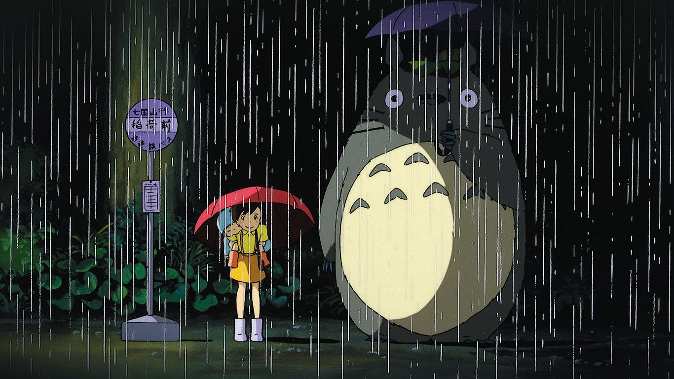desktop-wallpaper-laptop-mac-macbook-airao63-my-neighbor-totoro-art-illust-rain-anime-wallpaper