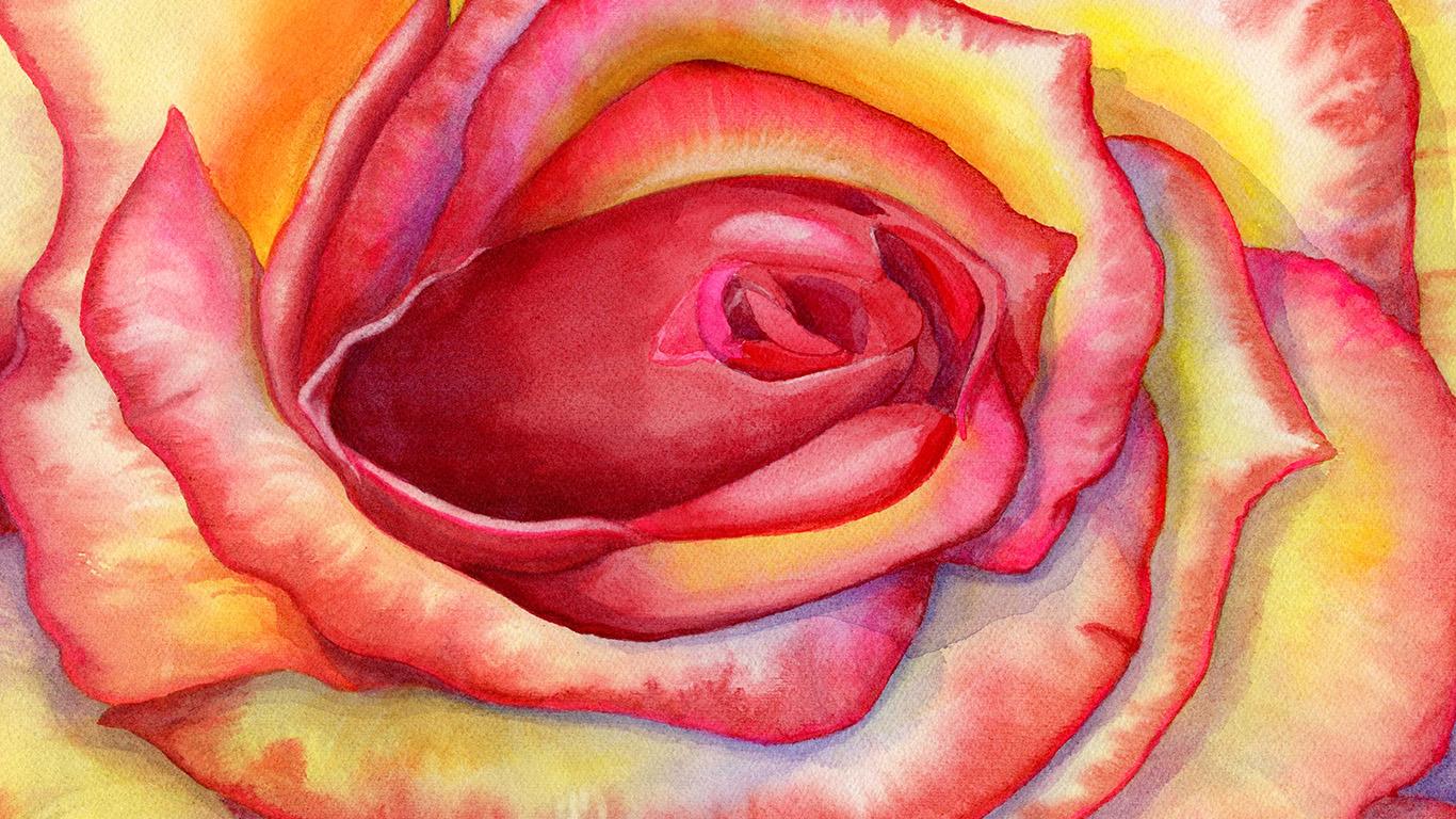 desktop-wallpaper-laptop-mac-macbook-airao64-painting-art-flower-red-illust-wallpaper