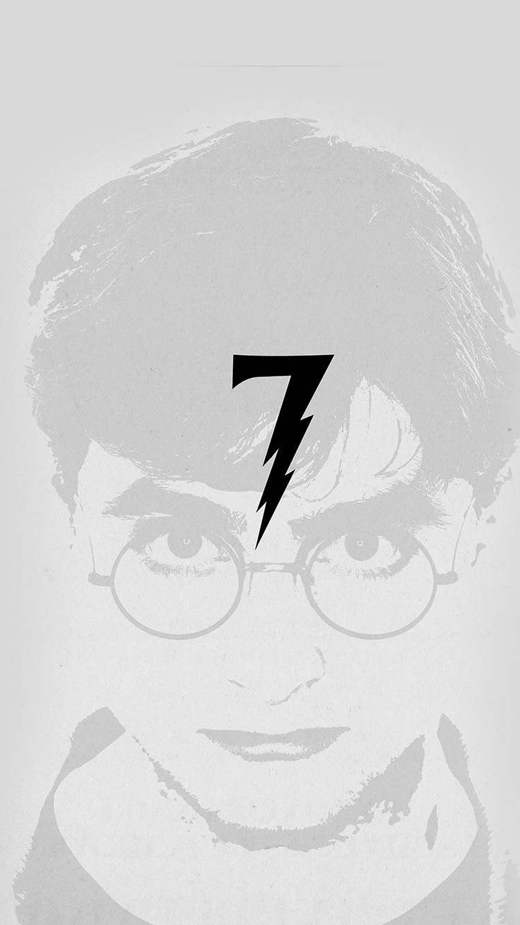 Papers.co-iPhone5-iphone6-plus-wallpaper-ao65-harry-potter-art-minimal-film-gray