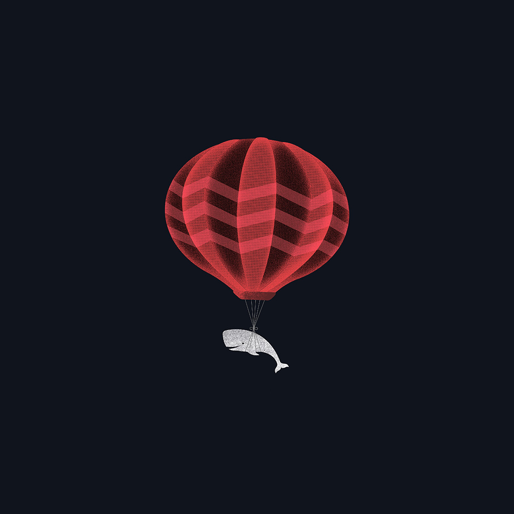 android-wallpaper-ap10-cute-illustration-whale-balloon-art-dark-wallpaper