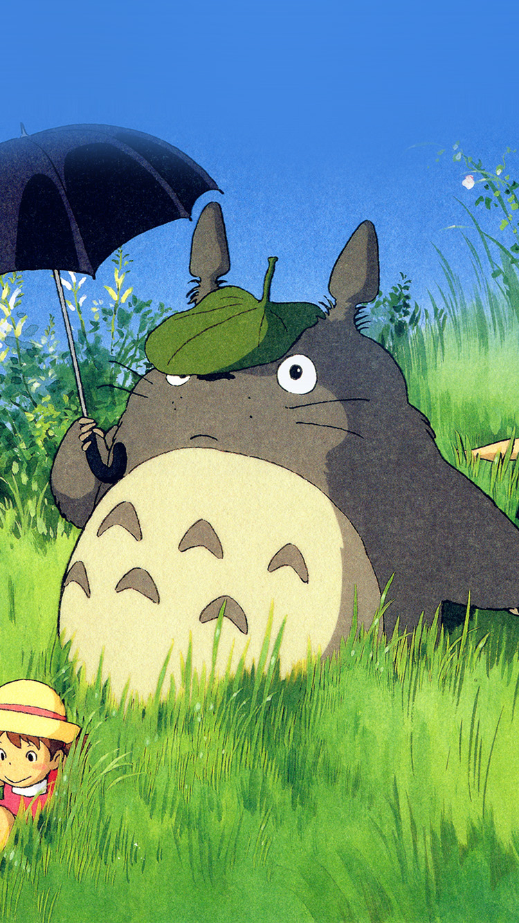 iPhone6papers.co-Apple-iPhone-6-iphone6-plus-wallpaper-ap13-totoro-art-cute-anime-illustration