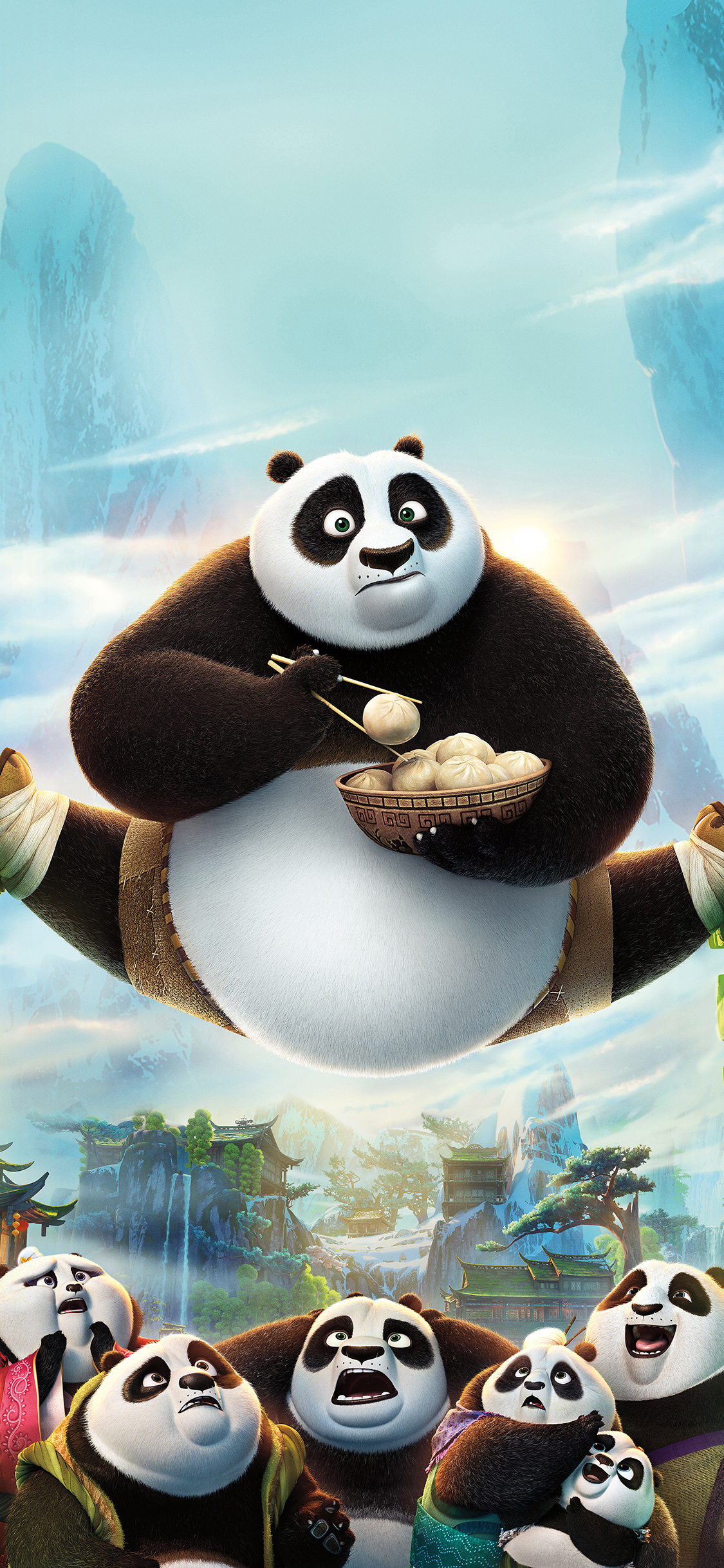 Iphonepapers Com Iphone 8 Wallpaper Ap21 Kungfu Panda