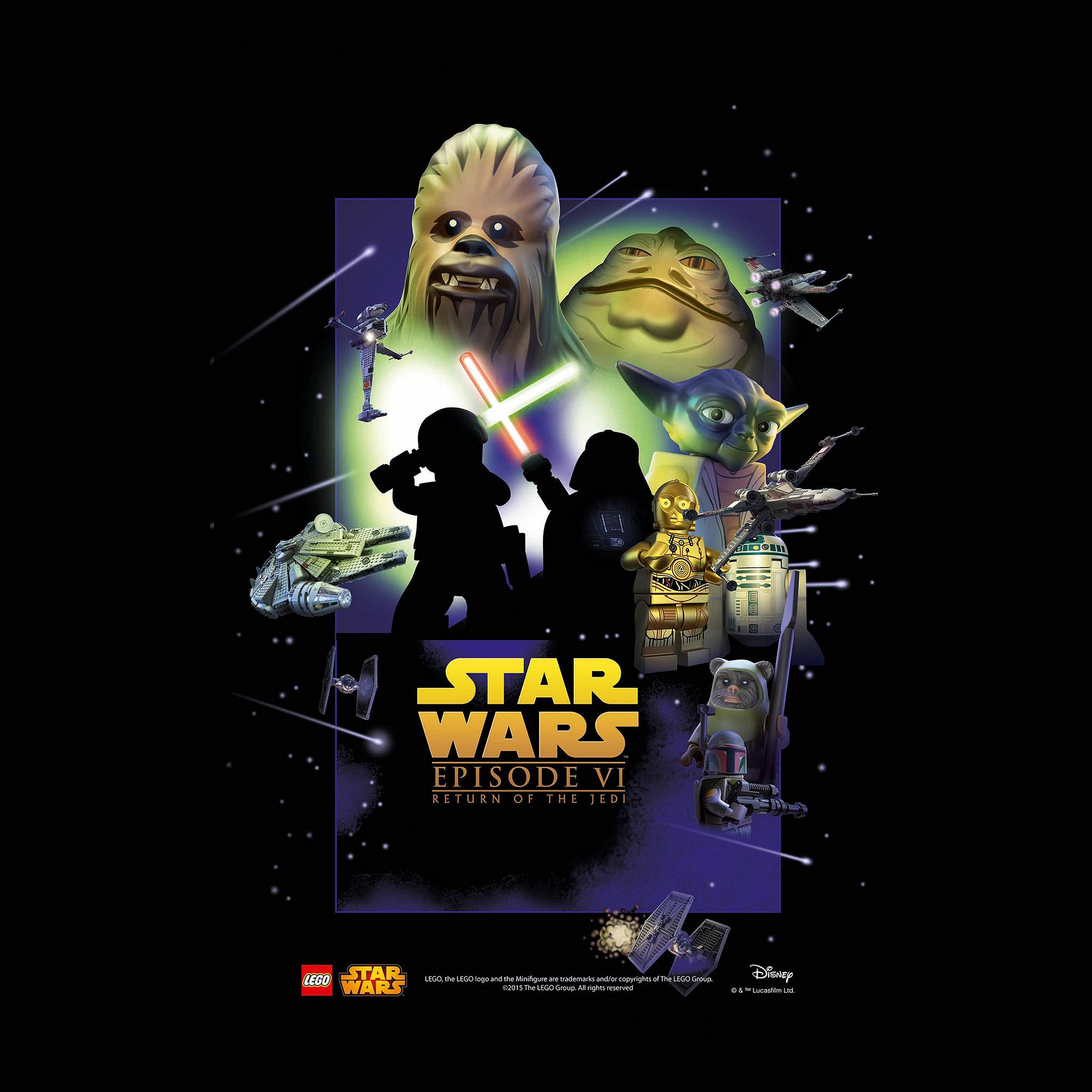 Jedi Wallpaper: IPad