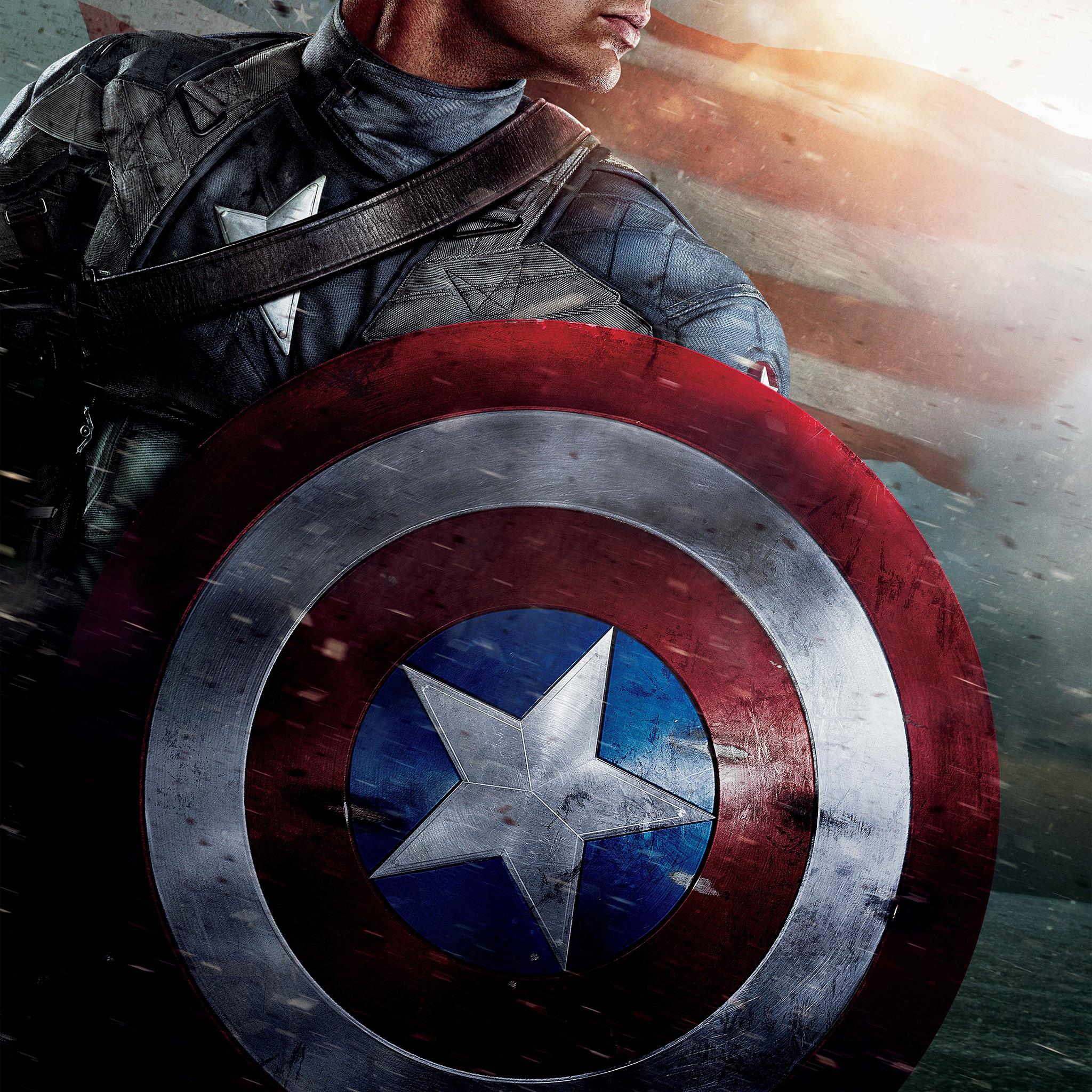 Обои shield, dark, america, captain, artwork. Фильмы foto 12
