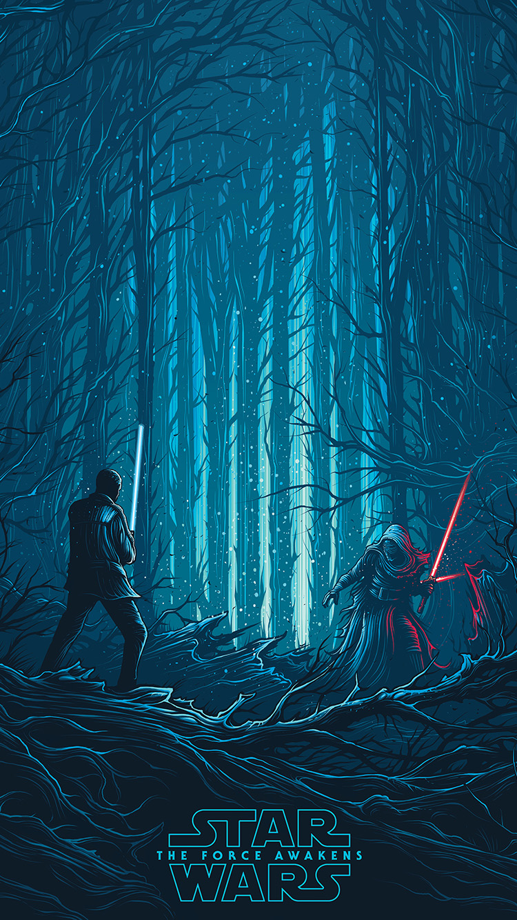 iPhonepapers.com-Apple-iPhone8-wallpaper-ap46-starwars-illustration-blue-art-film