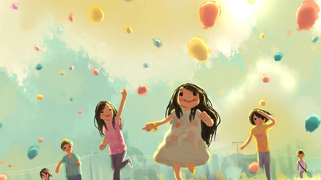 desktop-wallpaper-laptop-mac-macbook-air-ap52-kids-playing-illustration-art-cute-wallpaper