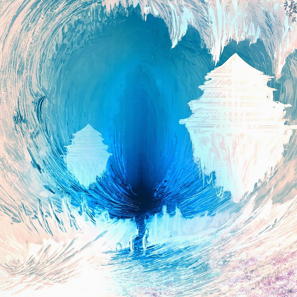 wallpaper-ap75-airbrush-art-blue-illustration-wallpaper
