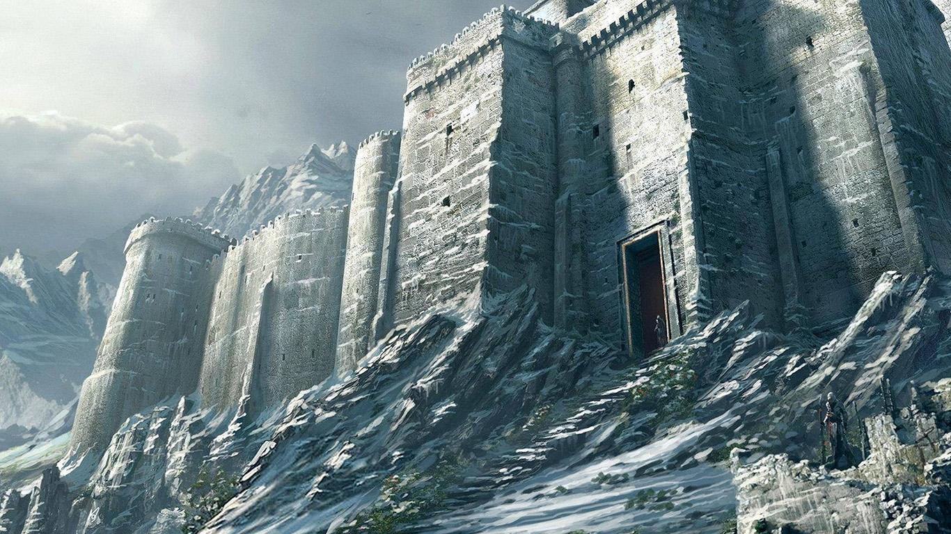 wallpaper-desktop-laptop-mac-macbook-ap86-game-illustration-castle-snow-winter