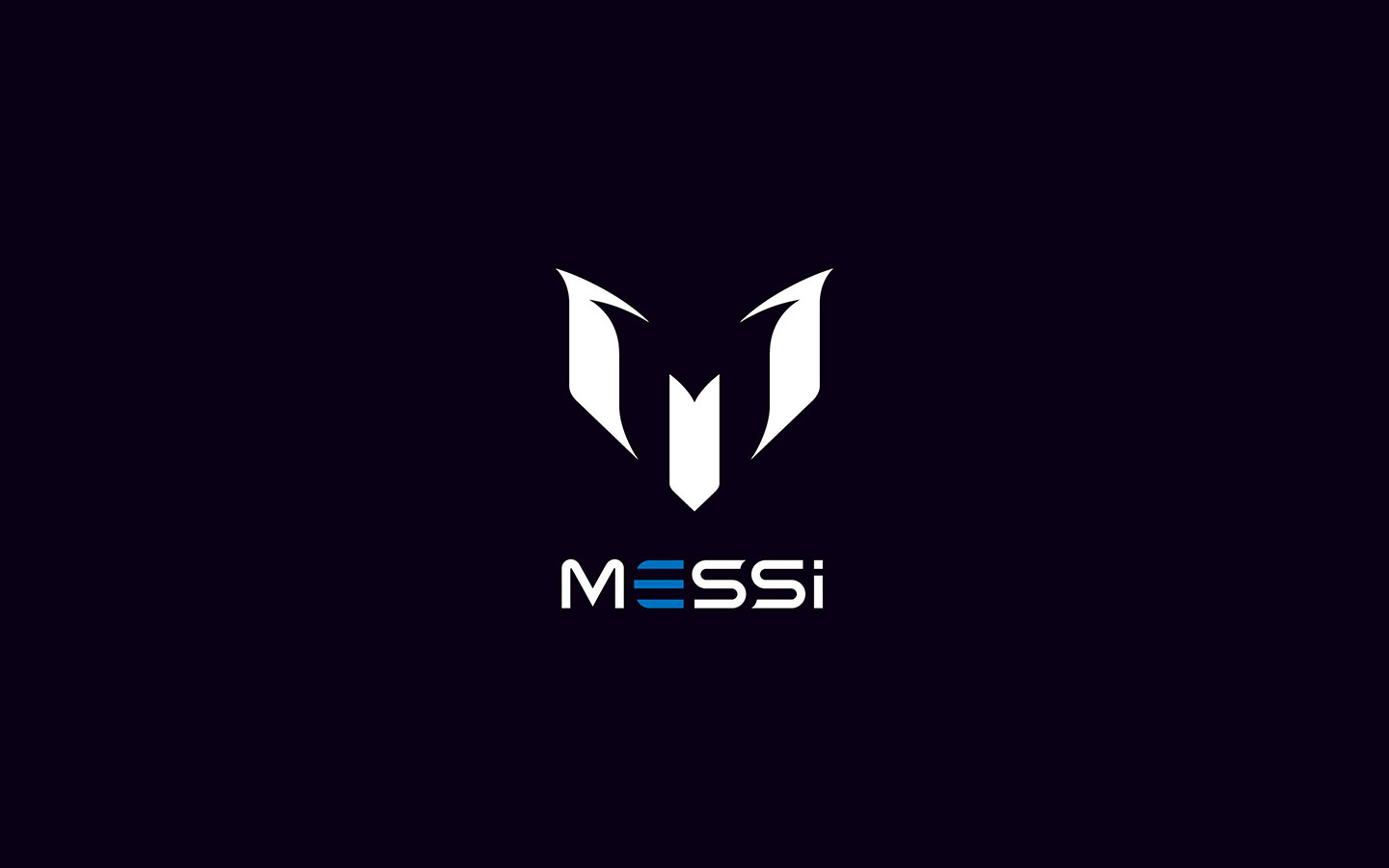 2048x2048 Lionel Messi Ipad Air Hd 4k Wallpapers Images: Aq07-messi-logo-art-minimal-dark-wallpaper