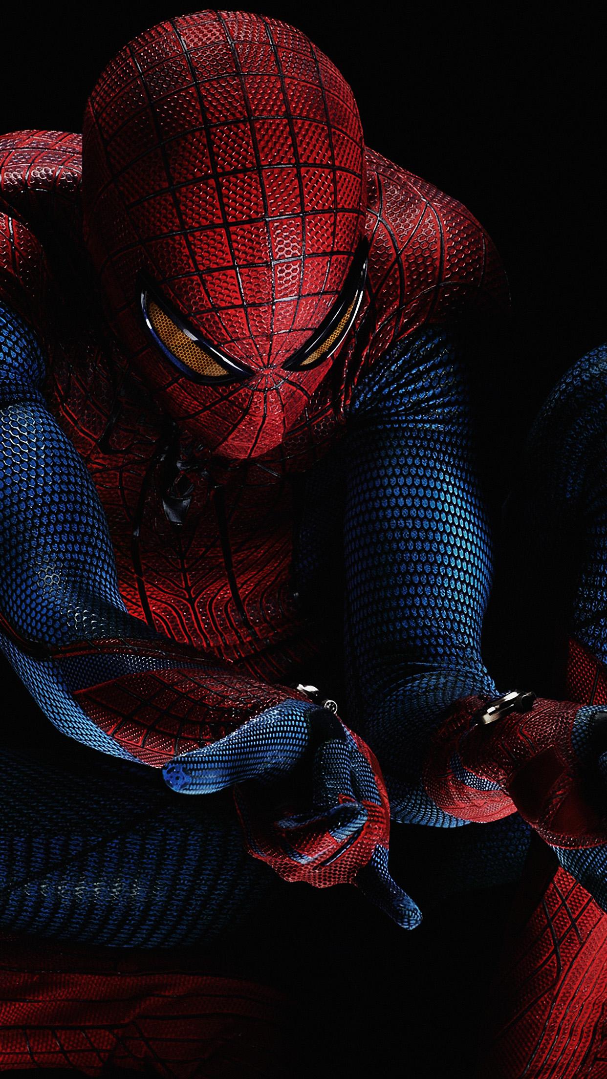 Iphone7paperscom Iphone7 Wallpaper Aq12 Spiderman Hero