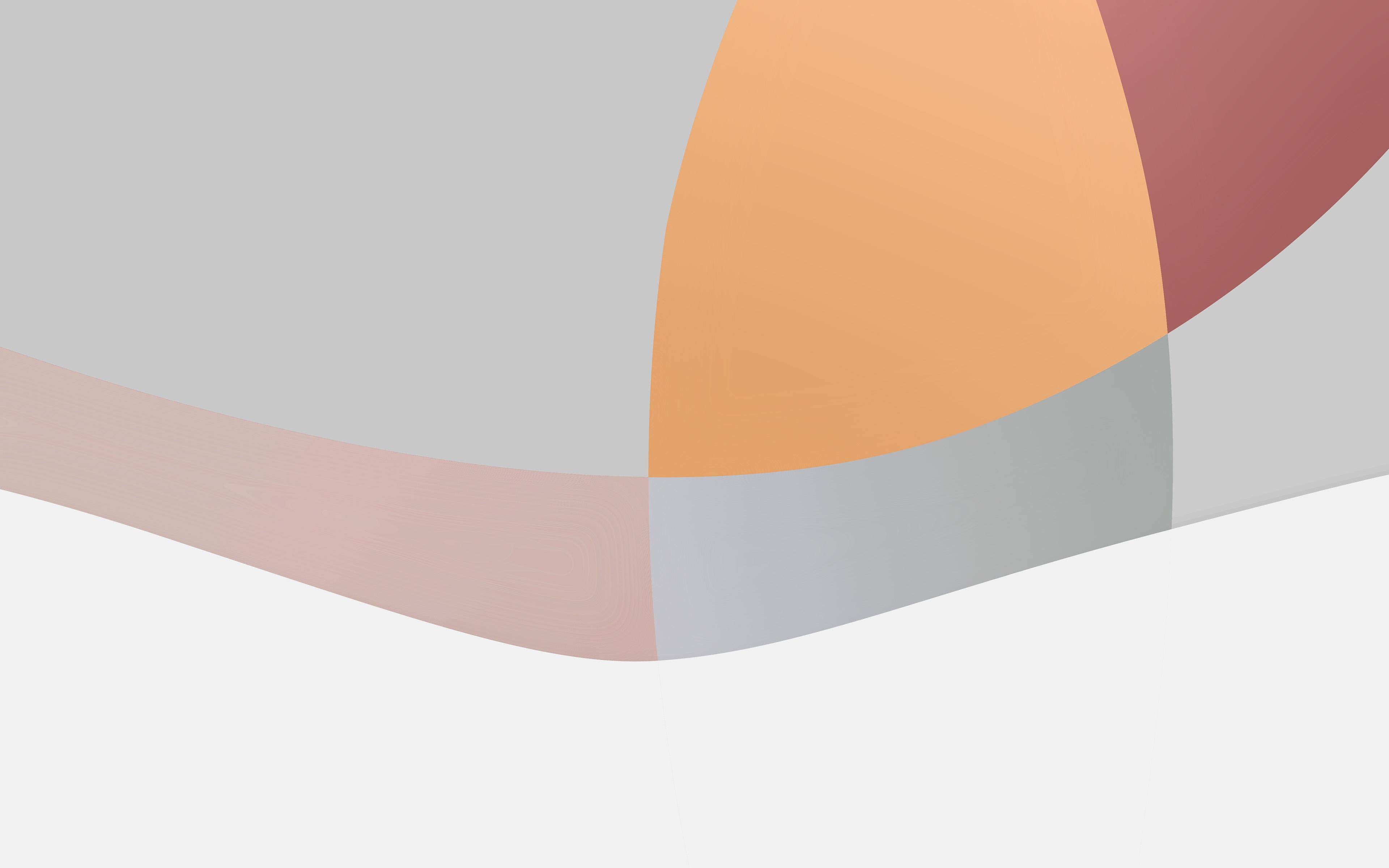 Aq17 Apple Event March 2016 Art Logo Pattern Simple Orange Wallpaper