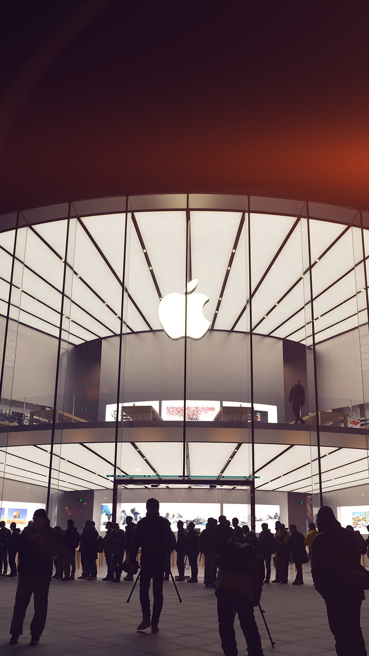 iPhone6papers.co-Apple-iPhone-6-iphone6-plus-wallpaper-aq19-photo-apple-store-event-city-architecture-flare