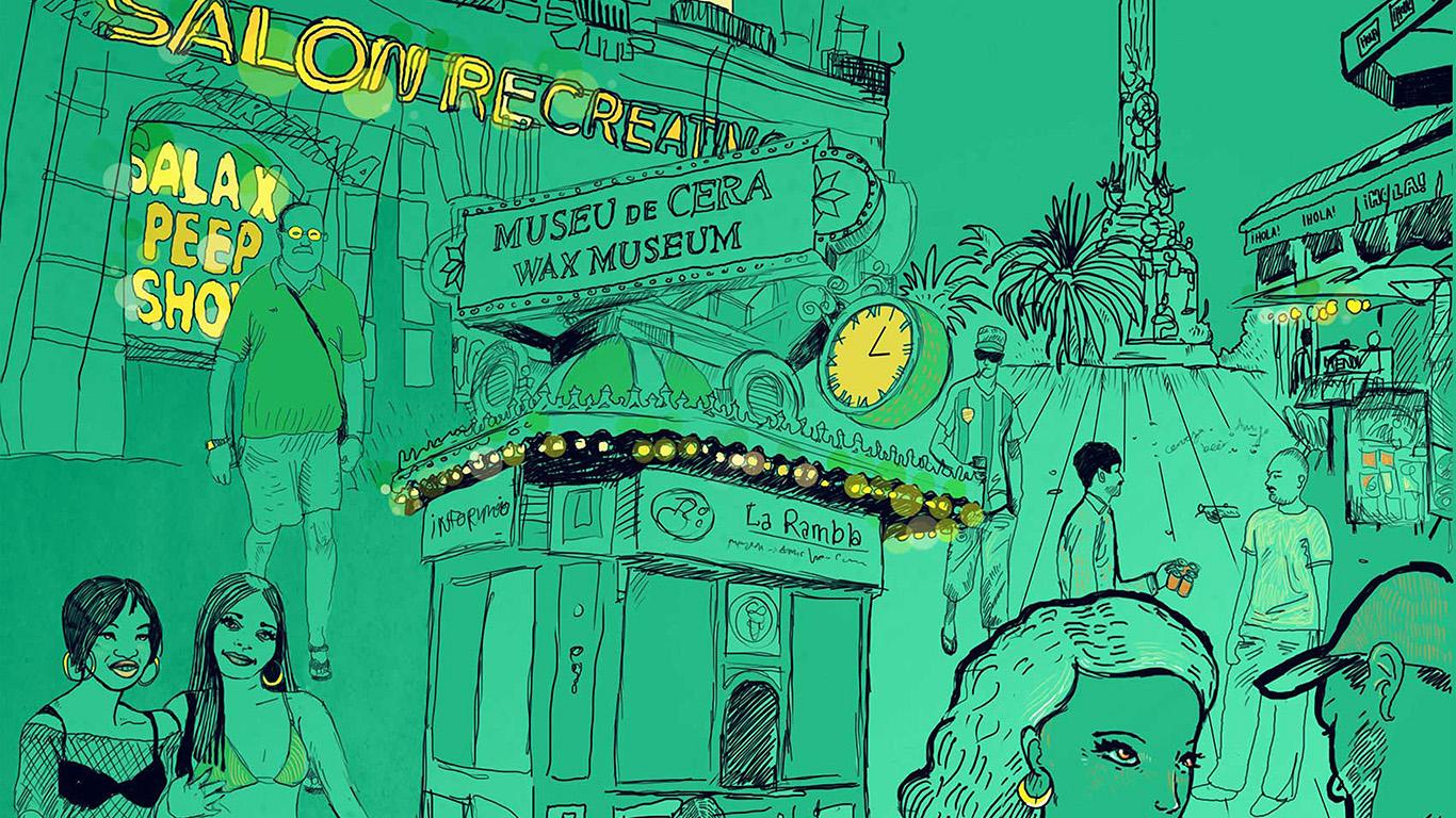 wallpaper-desktop-laptop-mac-macbook-aq23-wax-museum-art-illustration-green-street