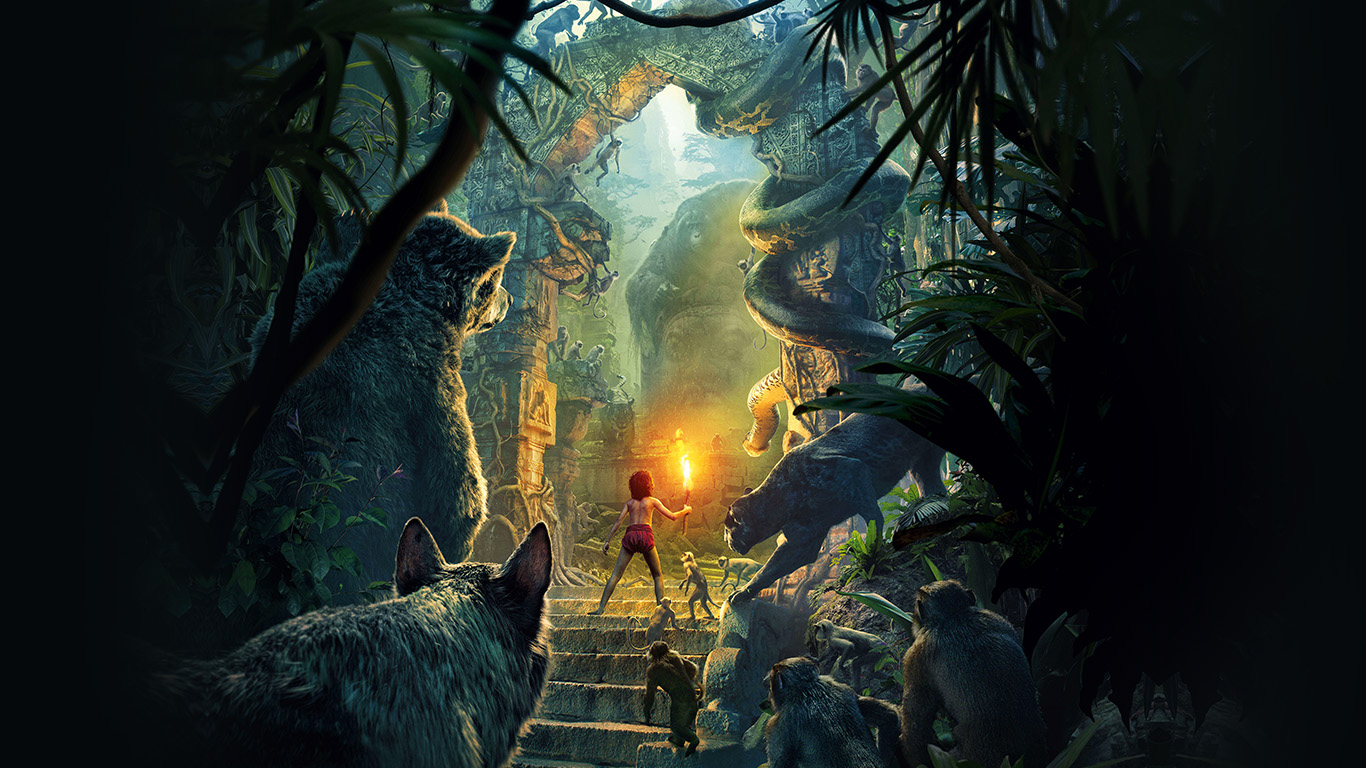 desktop-wallpaper-laptop-mac-macbook-air-aq25-junglebook-art-film-2016-poster-nature-wallpaper
