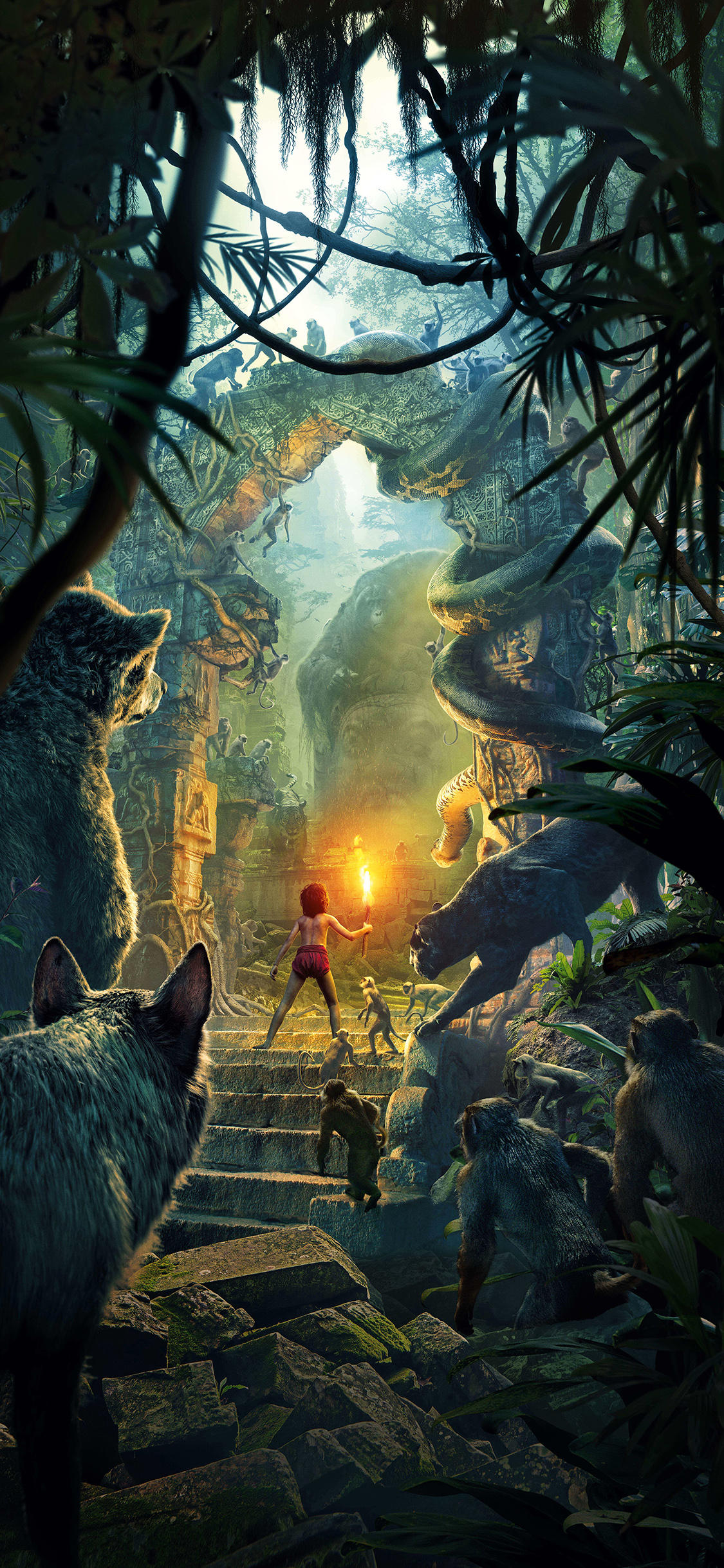 iPhoneXpapers.com-Apple-iPhone-wallpaper-aq25-junglebook-art-film-2016-poster-nature