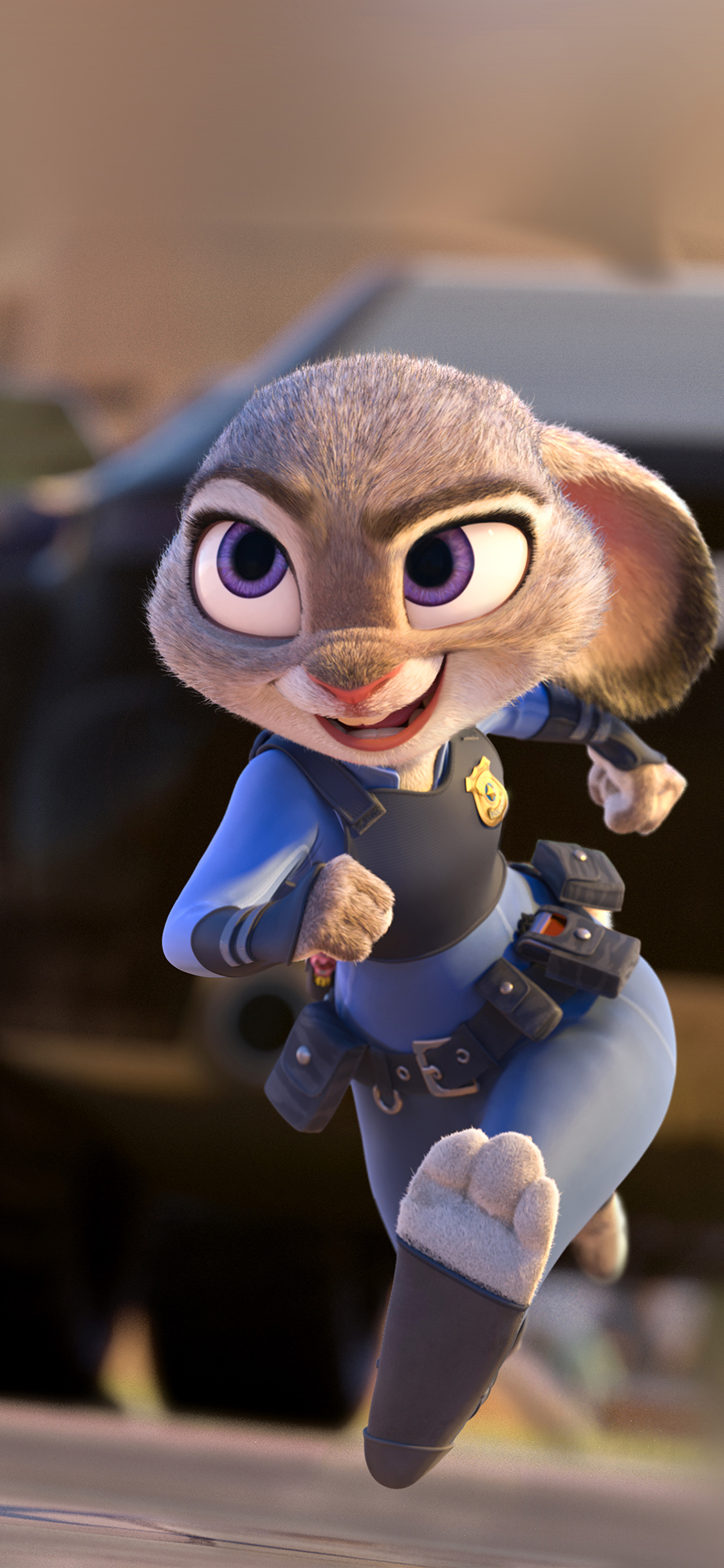 iPhoneXpapers.com-Apple-iPhone-wallpaper-aq41-zootopia-zudy-hopps-disney-art-cute-animal