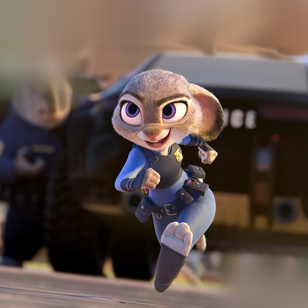 wallpaper-aq41-zootopia-zudy-hopps-disney-art-cute-animal-wallpaper