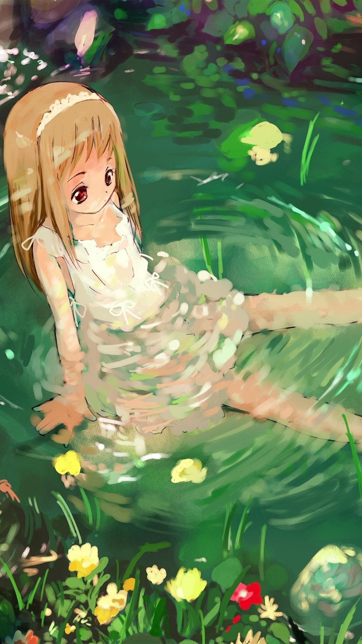 Image Result For Anime Girl Blur Wallpaper