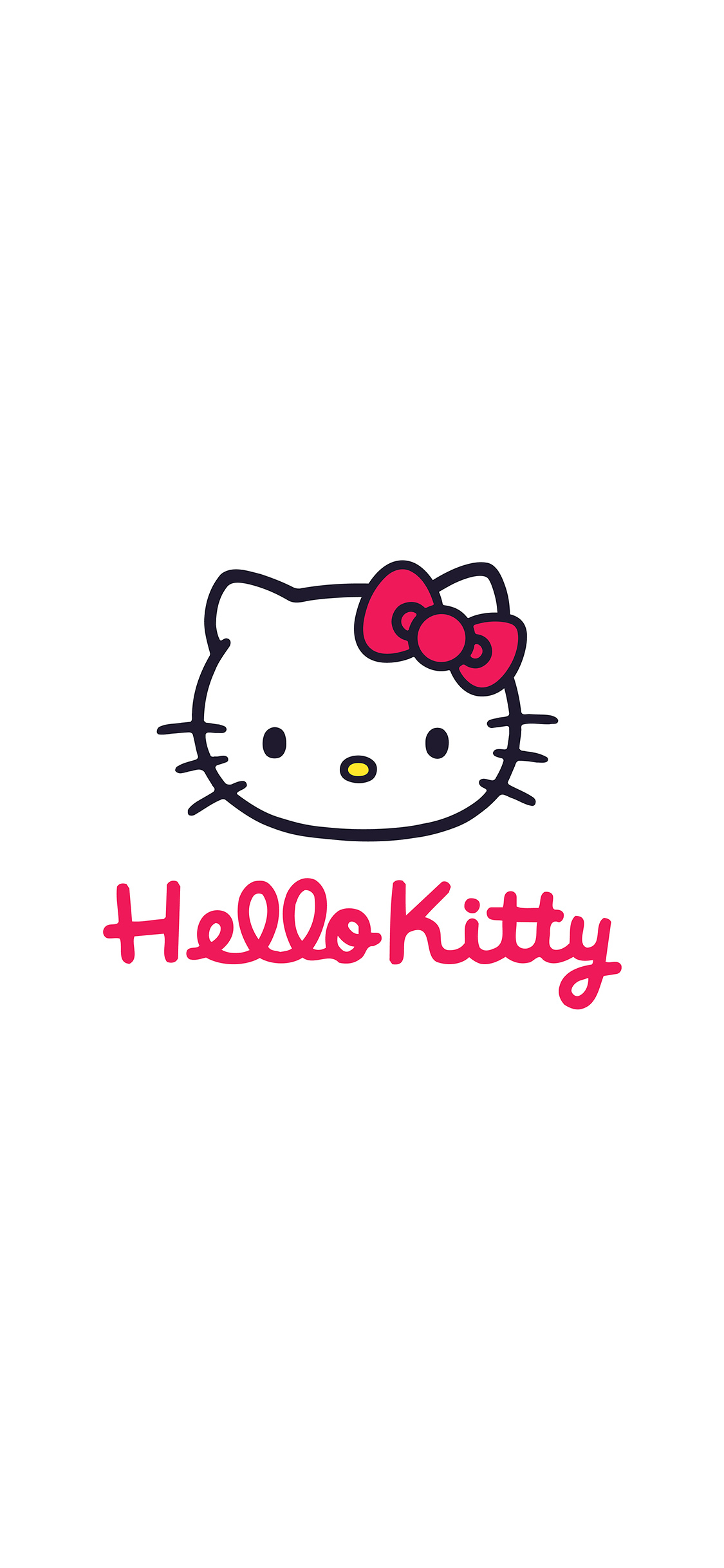 iPhoneXpapers.com-Apple-iPhone-wallpaper-aq67-hello-kitty-logo-art-cute-white