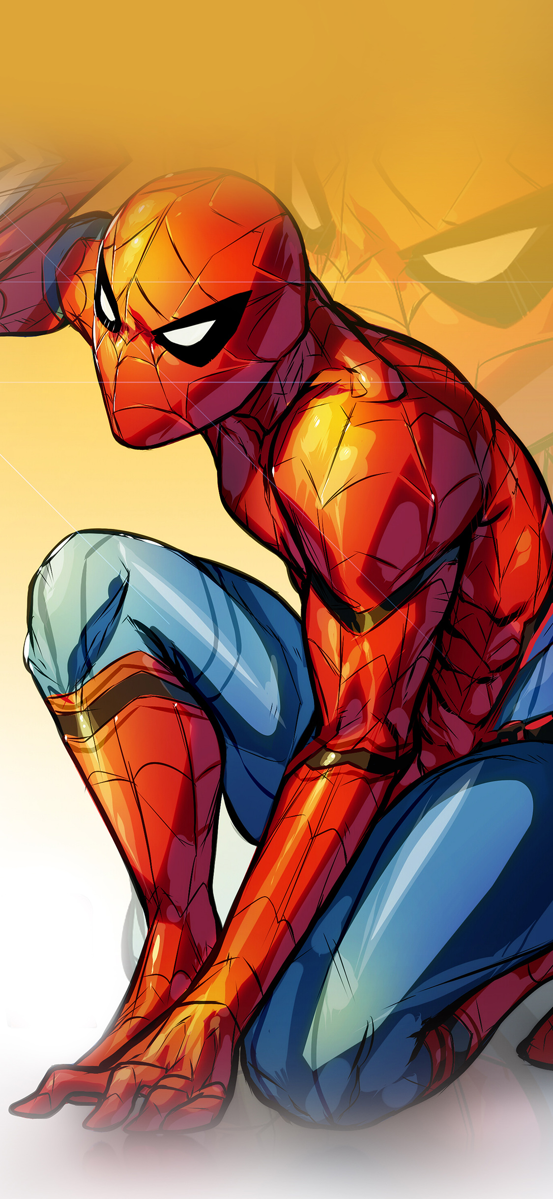 iPhoneXpapers.com-Apple-iPhone-wallpaper-aq72-spiderman-captain-america-civilwar-art-hero